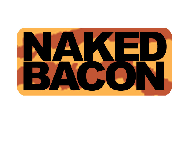 Enter Naked Bacon's Website